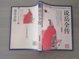 青花典藏:说岳全传(珍藏版)