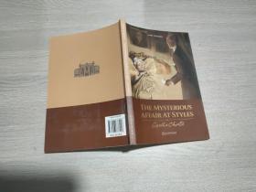 斯泰尔斯庄园奇案 英文版