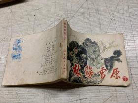 连环画:林海雪原(下)
