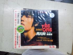 DVD  2002台北演唱会—周杰伦