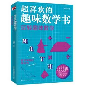 超喜欢的趣味数学书:玩转趣味数学
