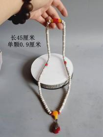 乡下收的星月手链项链