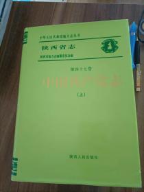 陕西省地方志系列丛书陕西省志--第四十七卷中国共产党志--【上下册】
