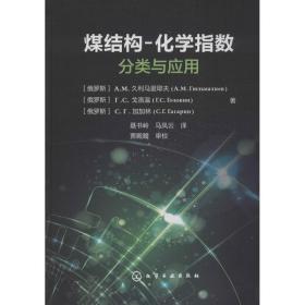 【新华书店】煤结构:化学指数分类与应用