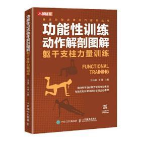 功能性训练动作解剖图解 躯干支柱力量训练