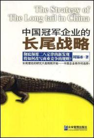 中国冠军企业的长尾战略