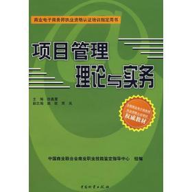 项目管理理论与实务/徐嘉震(电子商务师认证用书)