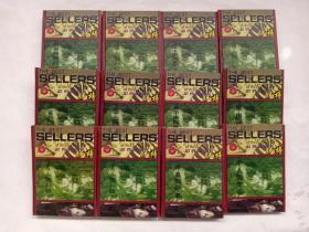 世界畅销书龙虎榜:【修道院纪事, 教父 ,麦田里的守望者,人之树上下,诸世纪上下等12本合售】精装本