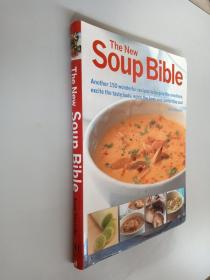 原版烹饪书籍:The New Soup Bible(新汤圣经)