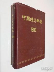 中国统计年鉴1983