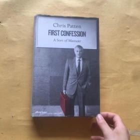 First Confession:A Sort of Memoir
