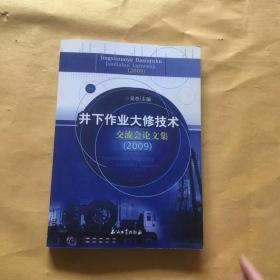 2009井下作业大修技术交流会论文集