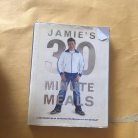 Jamie's 30-Minute Meals:A Revolutionary Approach to Cooking Good Food Fast