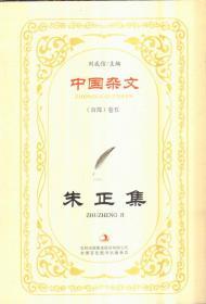 中国杂文(百部)卷五 朱正集