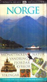 NORGE (挪威)/瑞典语版 外文原版