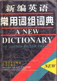 新编英语常用词组词典