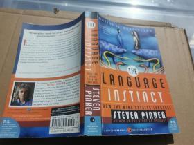 The Language Instinct:How the Mind Creates Language /Steven 9780061336461