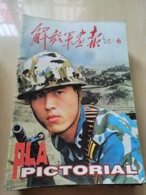 解放军画报 1996年第6期 缺页