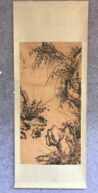 少林寺和尚宜山 花卉