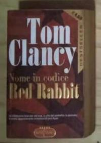 英文原版 Red Rabbit by Tom Clancy 著