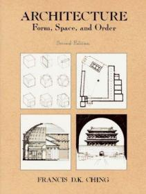 Architecture: Form  Space  & Order-建筑:形式、空间和秩?