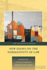 New Essays On The Normativity Of Law-法律规范性新论 /Stefano