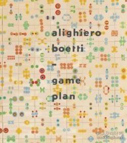 Alighiero Boetti-阿里吉耶罗·波提 /Lynne Cooke Tate Publishi
