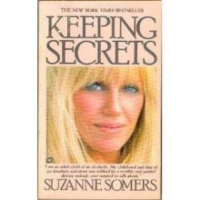 Keeping Secrets-保守秘密 /Suzanne Somers ?P... Warner Books