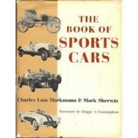 B0006AW2BO The Book of Sports Cars-B0006AW2BO跑车之书 /Charl