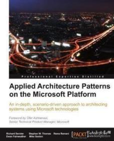 Applied Architecture Patterns On The Microsoft Platform-微软