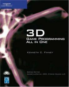 3D Game Programming All in One (Course Technology PTR Game D
