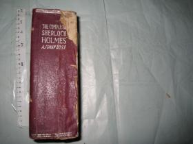 The Complete Sherlock Holmes   【英文原版 福尔摩斯全集  民国版 大32开巨厚1323页】版本罕见