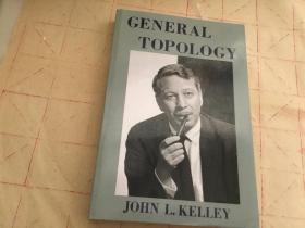 英文原版;general topology