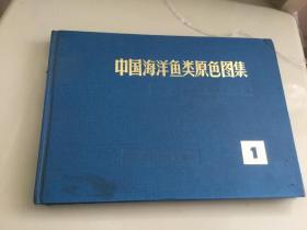中国海洋鱼类原色图集(1)