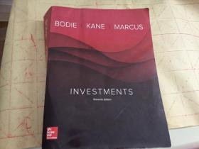 investments eleventh edition bodie kane marcus   英文版;