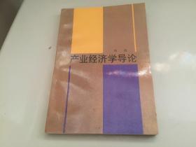 产业经济学导论  [杨治]