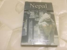nepal an historical miscellany 英文版 尼泊尔的历史杂志