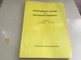 environmental change  quaternary research 英文版; 第四纪环境变化研究