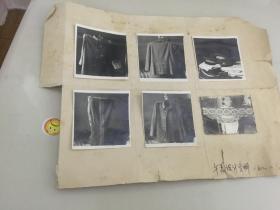 80年代初舞台设计资料(老军服)