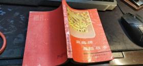 麻将牌高级战术  32开本  包邮挂费