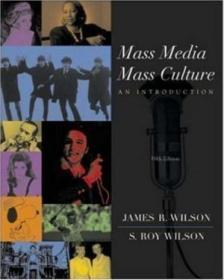 Mass Media/mass Culture With Free Making The Grade Cd-rom An