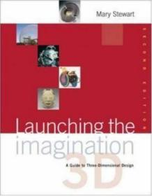 Launching The Imagination 3d + Cc Cd-rom V3.0 /Mary Stewart