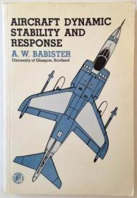 AIRCRAFT DYNAMIC STABILITY AND RESPONSE /Babister  A. W. Per
