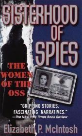 Sisterhood of Spies /McIntosh  Elizabeth Dell