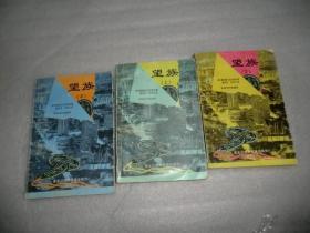 望族 上中下 黑龙江朝鲜民族出版社  AB4854