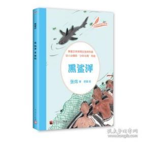 大作家写给小读者:黑鲨洋(儿童读物)