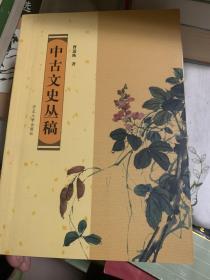 中古文史丛稿          42