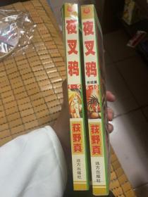 夜叉鸦【共二册】          八30