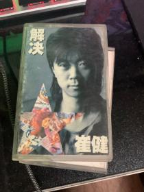 磁带 解决 崔健          CD05