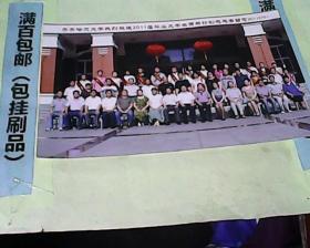 齐齐哈尔大学2011届毕业大学生西部计划志愿者留念